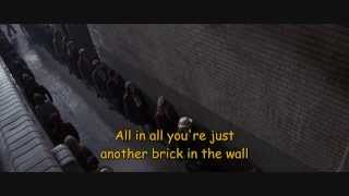 Pink Floyd-Another Brick In The Wall (HQ)