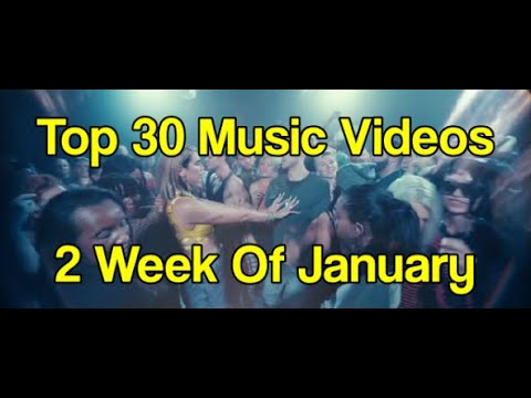 Top Songs Of The Week - January 14 To 18, 2020