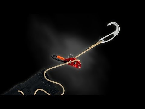 EXO - Personal Escape System for firefighters - Petzl