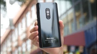 Blackview Max1 Quick Hands On, Laser projector phone with big battery