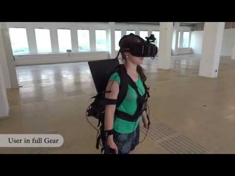 ImmersiveDeck - the Future of Virtual Reality