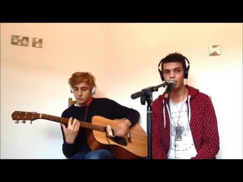 John Newman - Love Me Again (Cover by Jacob Wellfair and Spencer Rees)