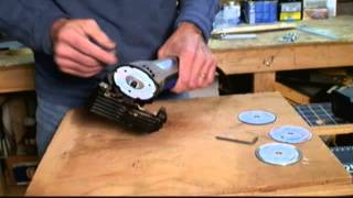 Mark Donovan of http://www.HomeAdditionPlus.com reviews the Dremel ...
