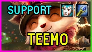 Teemo Support - League of Legends