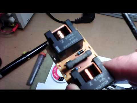 Реле включения топливного насоса Rover 600 & Honda Accord (микротрещины)