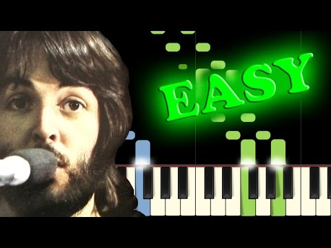 Beatles - Let It Be (Easy)