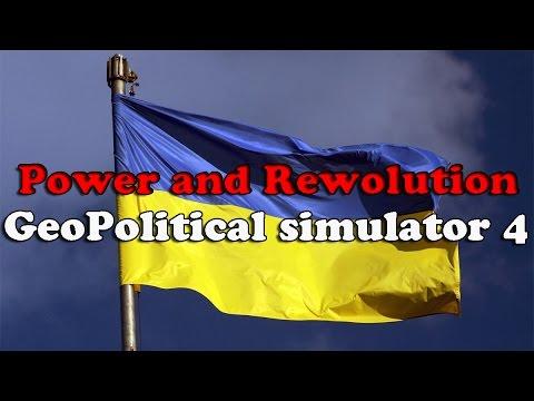 ДОНБАС,КРИМ,ЕКОНОМІКА,РОСІЯ, ЄС! Power and Revolution Geopolitical Simulator 4 СТРІМ ЗА УКРАЇНУ!