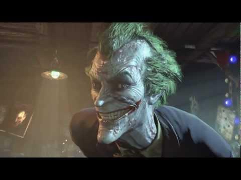 Batman Arkham City | OFFICIAL JOKER trailer (2011)