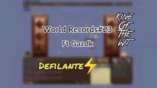 TransformıceWorld Records23(DEFİLANTE) Ft. Gazdk
