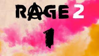 RAGE 2 - Прохождение игры на русском - Рейнджер [#1]   PC