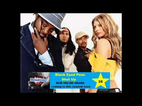 Black Eyed Peas-Shut Up With lyrics. - YouTube