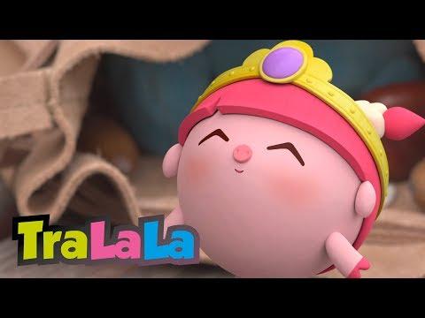 BabyRiki 60MIN (Grohi) - Desene animate | TraLaLa