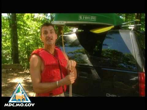 Canoe Prep Tips