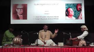 Ashish Sable - Raga Puria Dhanshri Drut Bandish