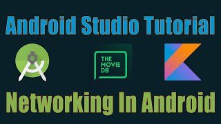 Membuat Aplikasi Android The Movie DB dengan kotlin #4- FIle Network di Android Studio
