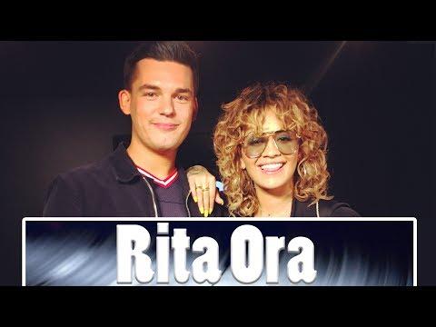 Rita Ora Sings Spice Girls, Details Your Song & New Album