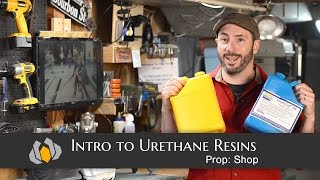 Prop: Shop - Molding & Casting 101: Intro to Urethane Resin