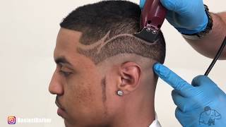 Download lagu How to do a hair design - *MUST SEE HAIR TRANSFORMATION* by Bestest Barber