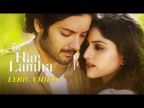 Tu Har Lamha - Khamoshiyan | Arijit Singh | New Full Song Lyric Video