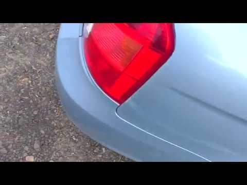Хундай верна ремонт кузова Нижний Новгород Hyundai Verna Auto Body Repair