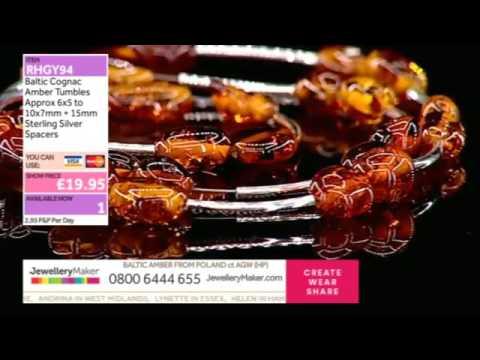 JewelleryMaker LIVE 02/12/16 1PM - 6PM