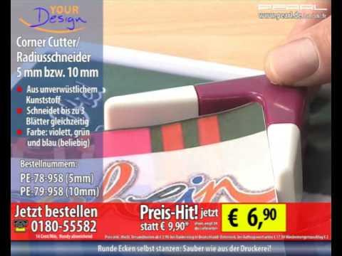 Corner Cutter/Radiusschneider