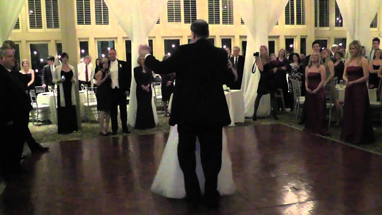 I Loved Her First Father Daughter Wedding Dance