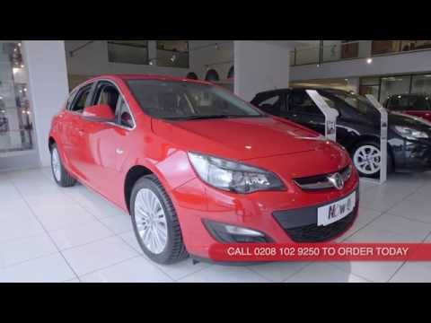 Vauxhall Astra Excite Special offer only £10990