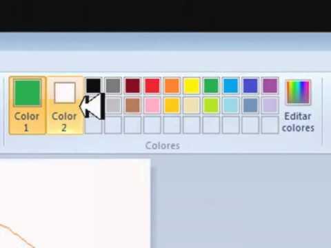 Como Usar Paint (Funciones Básicas)