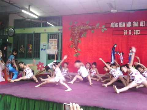 Hương Thuỷ múa Aerobic 2.3gp