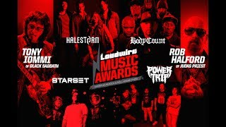 Loudwire Music Awards Reveals Initial Performance Lineup + Special Honoree