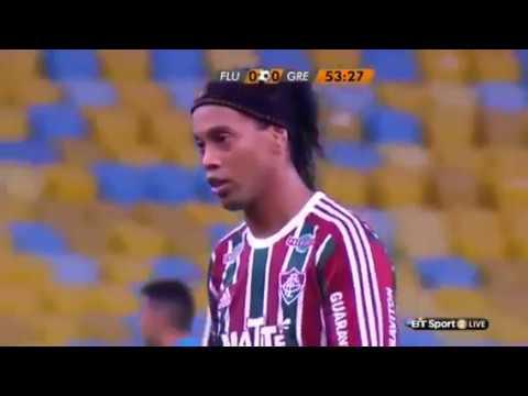 Ronaldinho Last Match of His Career