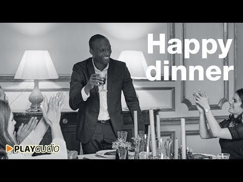 Happy Dinner - Jazz Music for Dinner Party - Playlist PLAYaudio