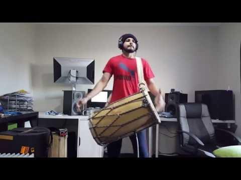 Pasand Jatt Di (Gitaz Bindrakhia) - Quick Dhol Jam  // Dholi Hanzo
