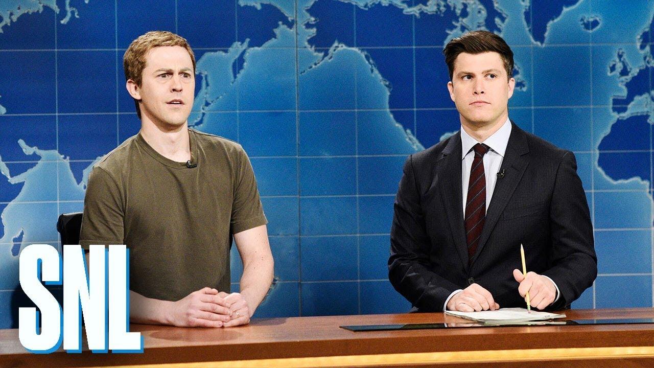 Mark Zuckerberg Update: Weekend Update: Mark Zuckerberg On Cambridge Analytica