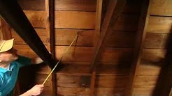 How to Find a Leak in the Roof of Your House
