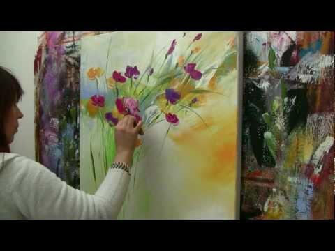 Malen mit Acrylfarben - Brandung und Leuchtturm (Wunschvideo) von YouTube · Dauer:  21 Minuten 41 Sekunden