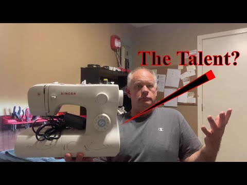 How to service a Singer Sewing Machine: Singer Talent