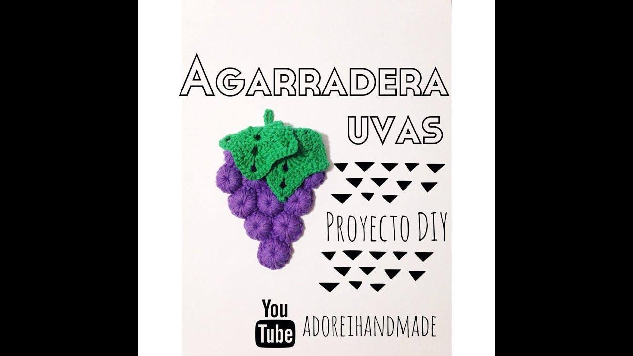 Tutorial Agarradera UVAS Paso a Paso! - YouTube