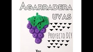 Uva alluncinetto - amigurumi - tutorial crochet grape ...
