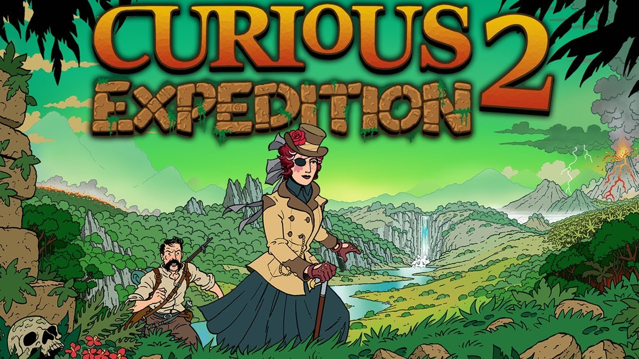 Curious Expedition 2 - The Livestream of Starvation & Insanity
