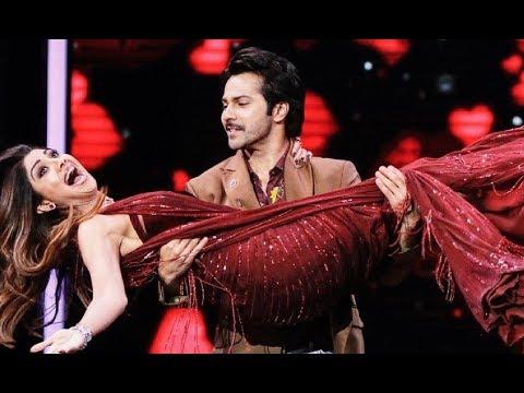 Super Dancer 2 Finale - Varun Dhawan Carry Shilpa Shetty In His Arms thumbnail
