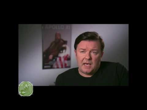 Interview with Ricky Gervais for The Invention of Lying