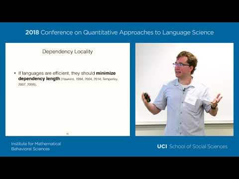 Conference on Quantitative Approaches to Language Science
