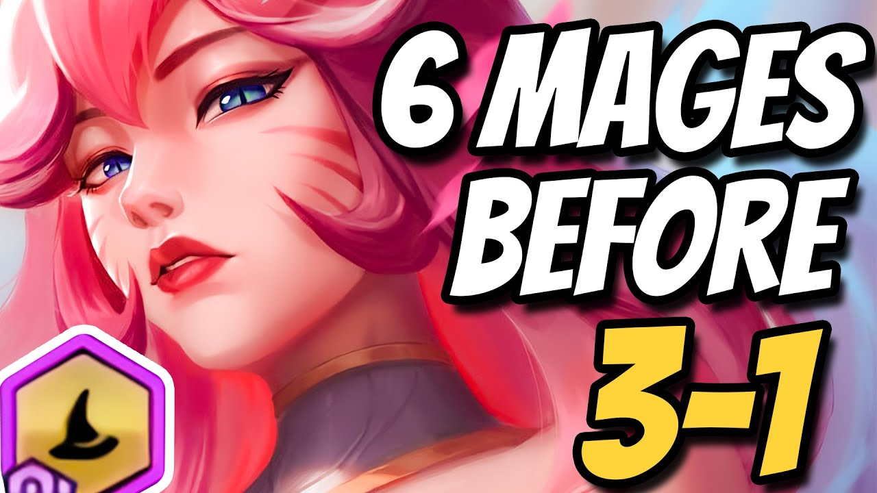 6 Mages Before 3-1