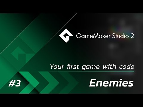 GameMaker Studio 2: Your First Game (GML) - Part 3