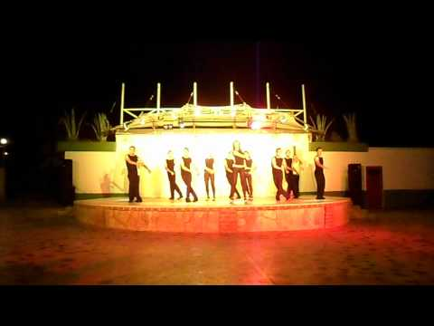 Beach club doganay dance show 2012. Tarcan - kiss