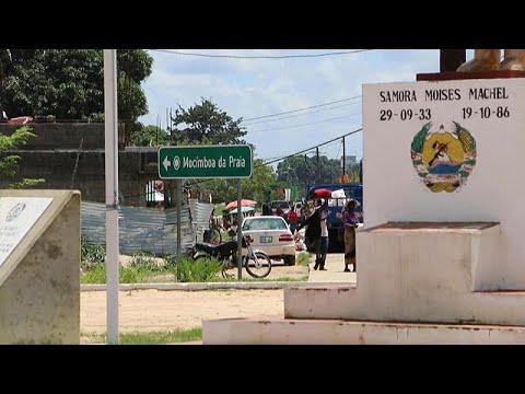 euronews (in Italiano): Mentre il mondo è distratto dal covid un angolo di Mozambico vive un incubo