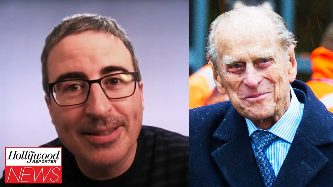 John Oliver Reacts To Prince Philip After His Death on 'Late Night with Seth Meyers' I THR News
