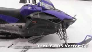 yamaha rs vector gt snowmobile